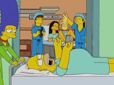 The Simpsons 19x02 : The Homer of Seville- Seriesaddict